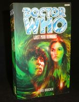 Doctor Who PDA: Last Man Running - Paperback
